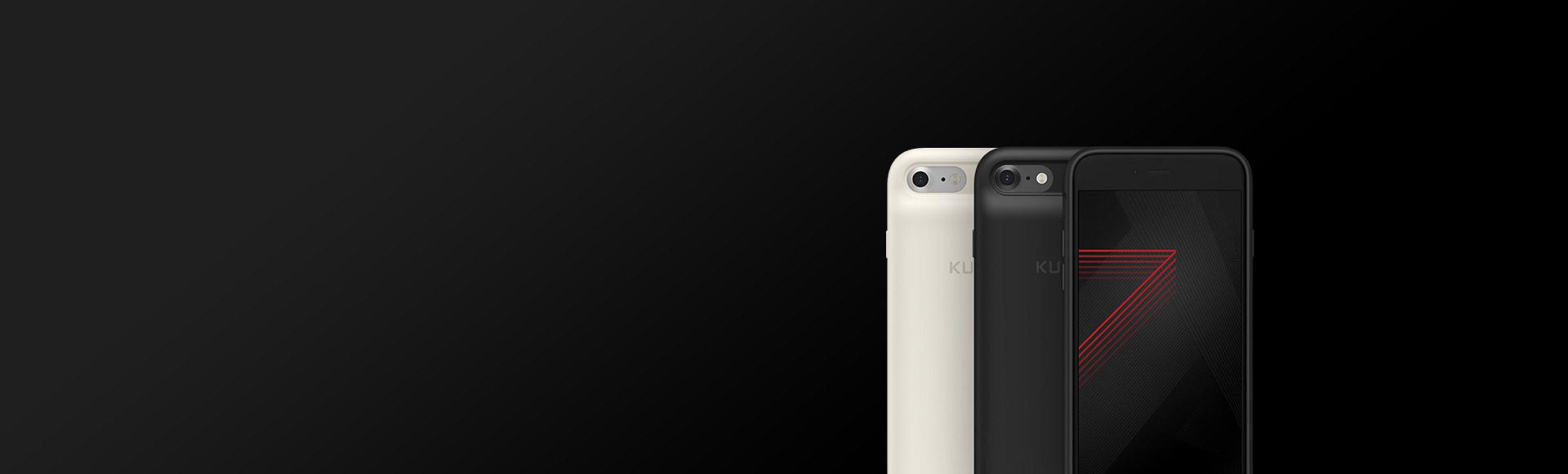 official photos ee981 44dd0 Kuner Kuke smart memory & battery case for iPhone