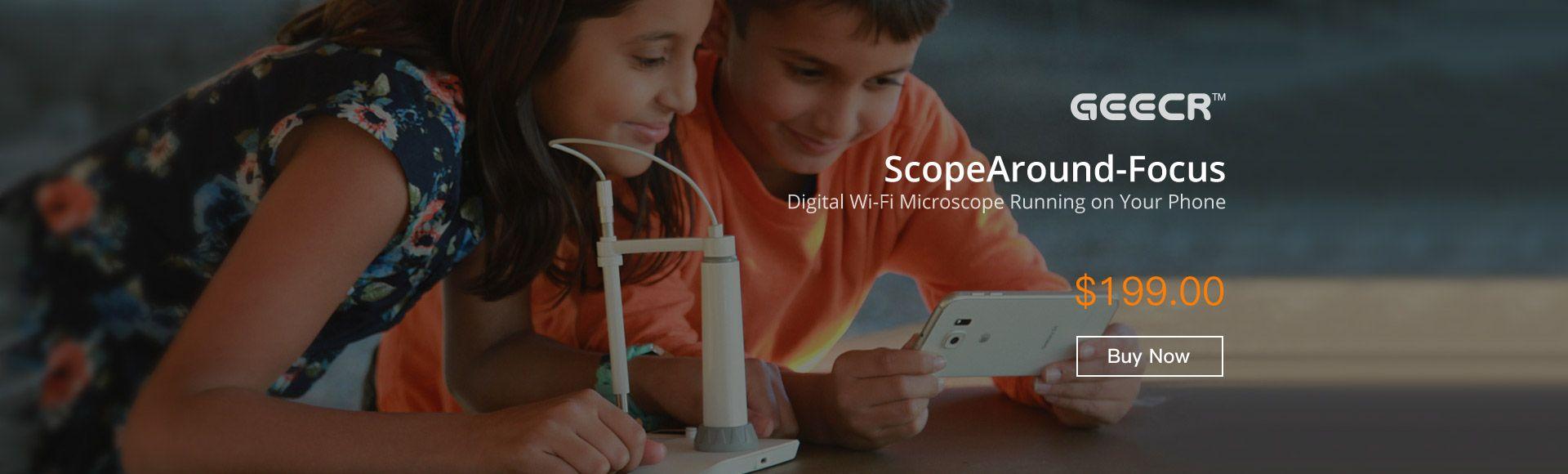 ScopeAround Focus