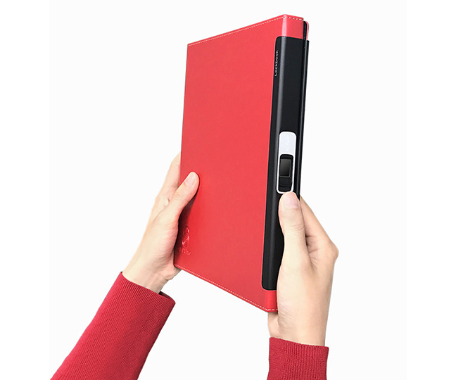 FPlife Lockbook Fingerprint Lock Notebook