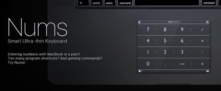 Nums Keyboard