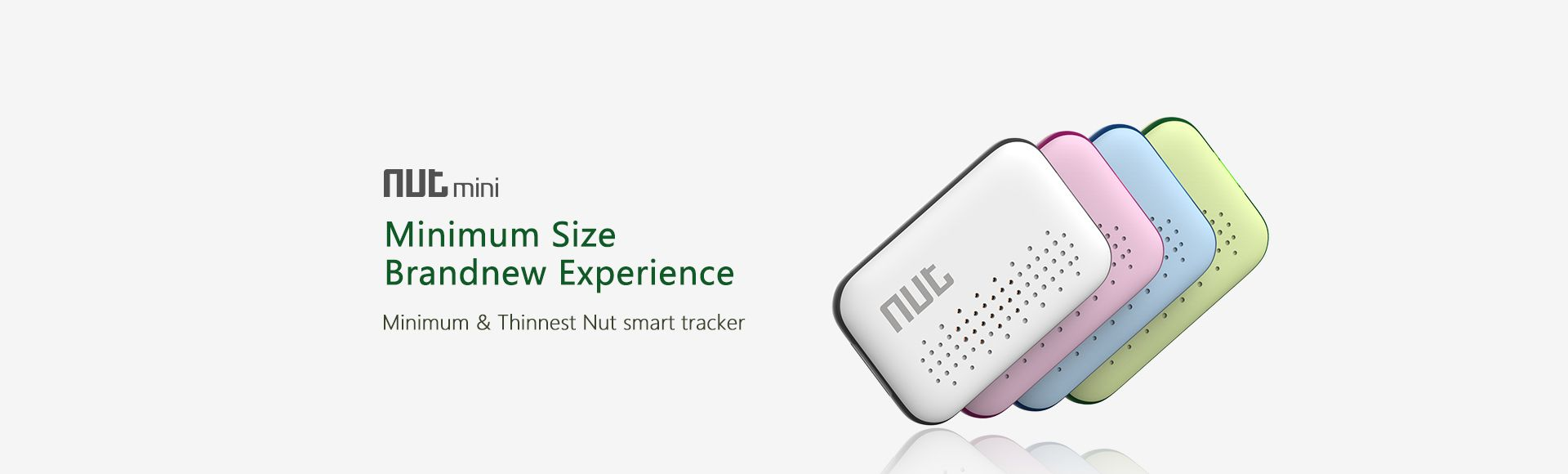 Nut mini Smart Tracker - Find wallet device Tracking device for wallet