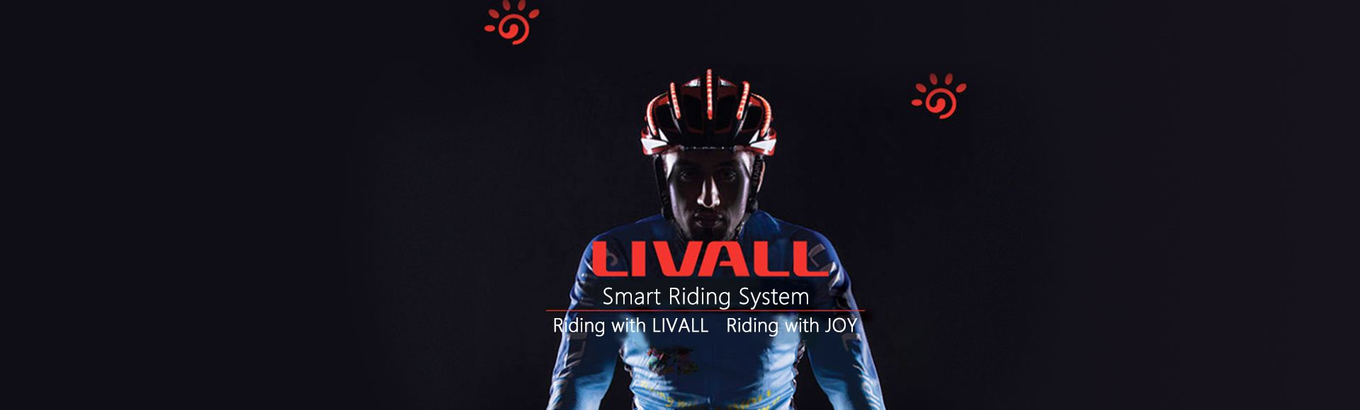 LIVALL Smart Riding System - Multi-function Cycling Smart Mountain Bike Helmet Bling Jet Phone Holder Nano Cadence Sensor