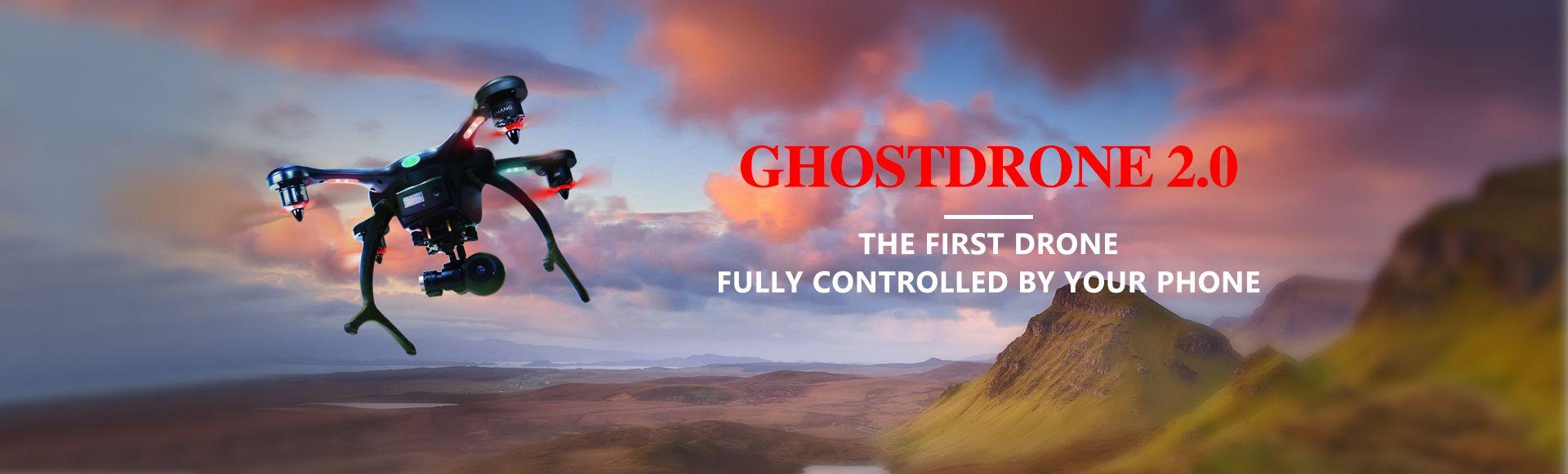 GHOSTDRONE 2.0 STANDARD