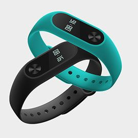 Xiaomi Mi Band 2 - Heart rate sensor Sleep monitor Step tracker