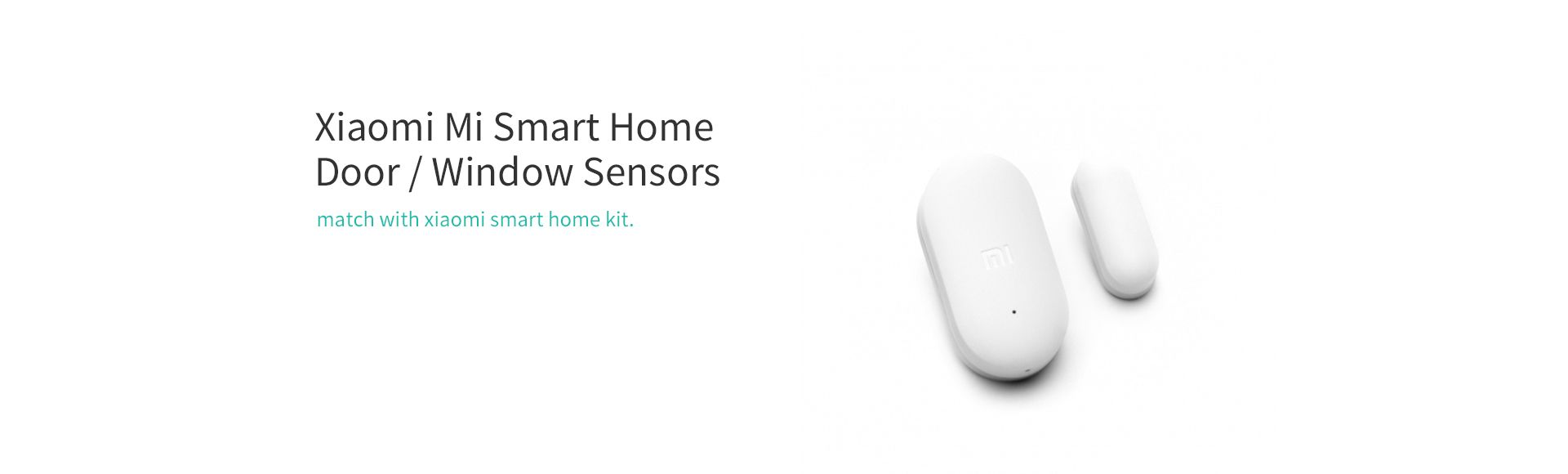 Xiaomi Mi Smart Home Door / Window Sensors - Smart Home Suit Kit Accessory