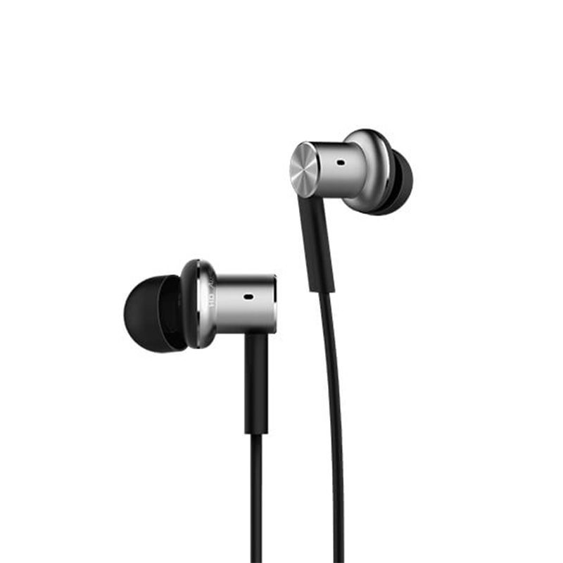 Xiaomi Mi Hybrid Earphone - In-Ear Headphones Multi-unit Circle Iron Mixed Piston Earphones