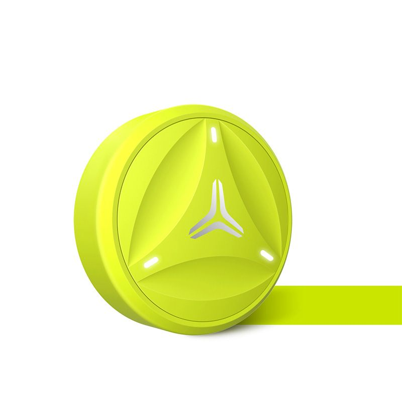 Coollang Xiaoyu Professional Smart Tennis Sensor - Intelligent Tennis Racket Sensor Smart Electronics Tennis Activity Trackers