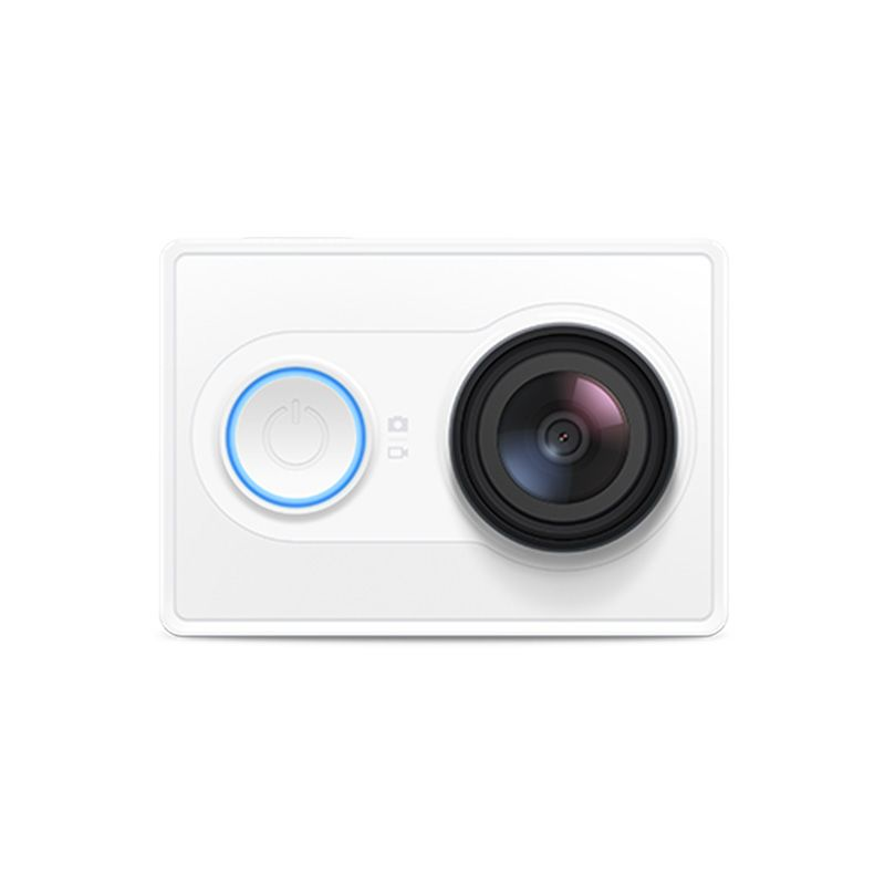 YI Action Camera - Full HD 1080p Videos 16 MP Photos Ultra-wide angle lens
