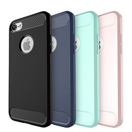 USAMS iPhone 7/7 Plus Back Case Cool Series - TPU shockproof back case cover for iPhone7/7 Plus