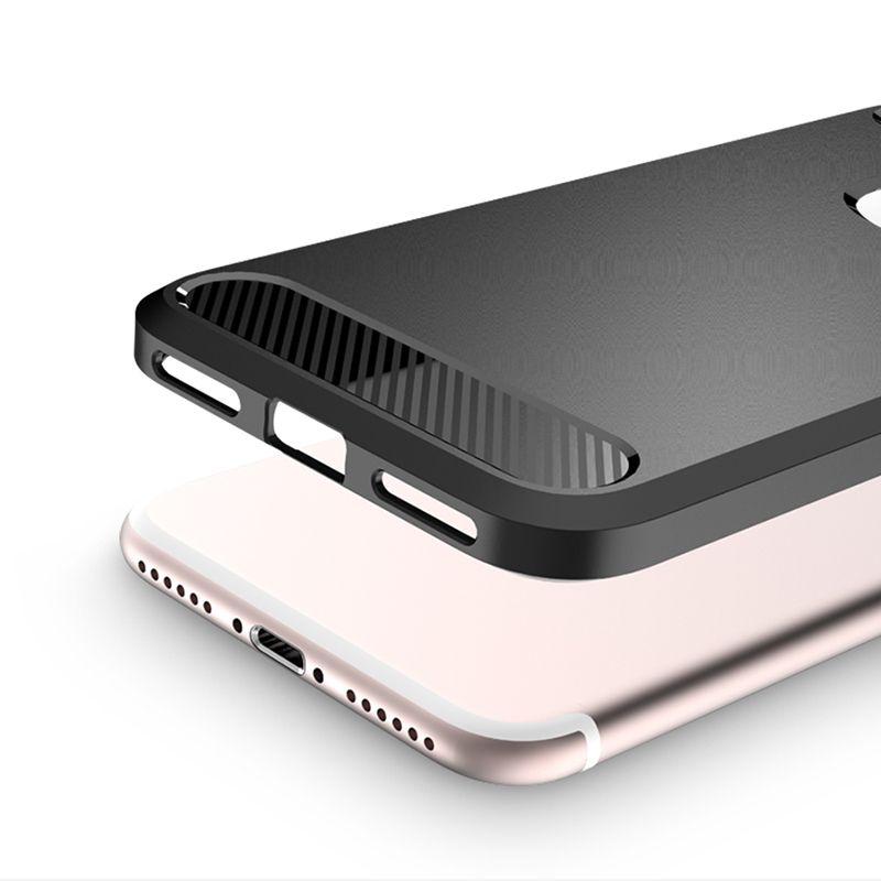 USAMS iPhone 7/7 Plus Back Case Cool Series - TPU shockproof back case cover for iPhone7/7 Plus