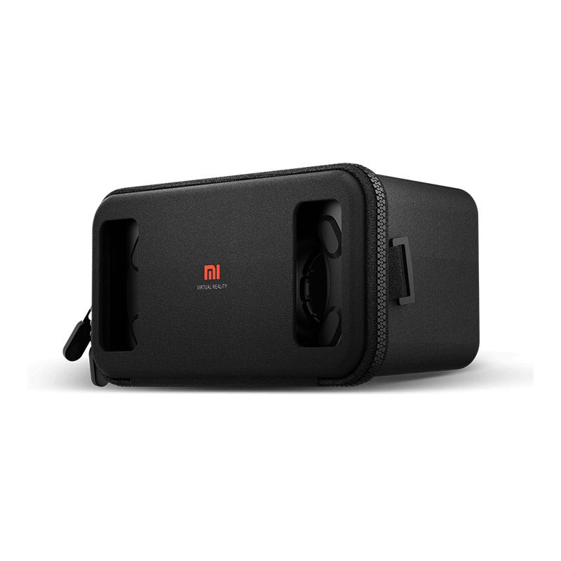 Xiaomi Mi VR Play - Toy Virtual Reality 3D Glasses VR 1C Box Lycra Material New For 4.7-5.7
