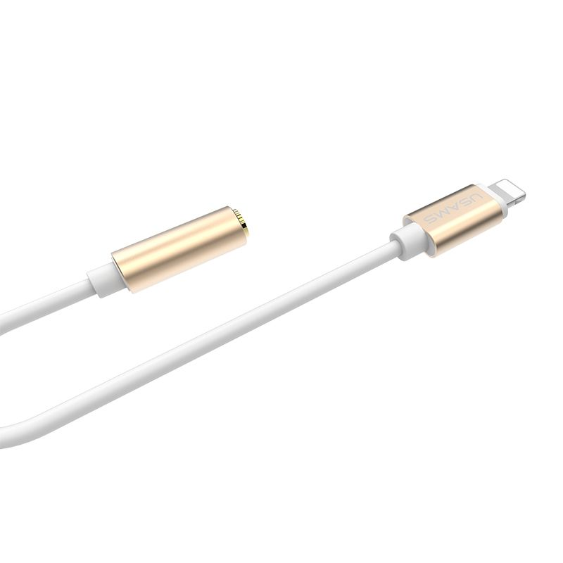iPhone Lightning to 3.5mm Headphone Jack Adapter Cable