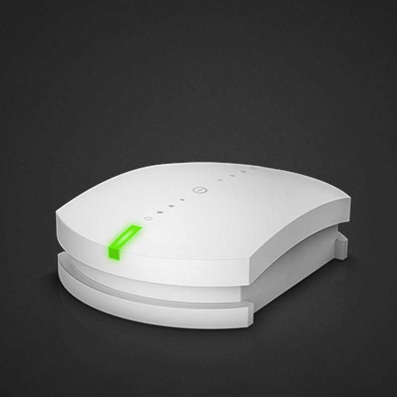 Coollang Xiaoyu 2 Smart Badminton Sensor - Professional sport intelligent Badminton racket sensor Badminton Accessories