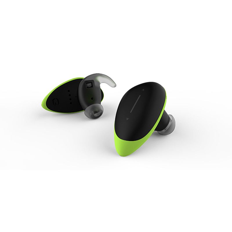 gogo Sport Music Player - Wireless Bluetooth Sports Player With Heart Rate Monitor Touch Control