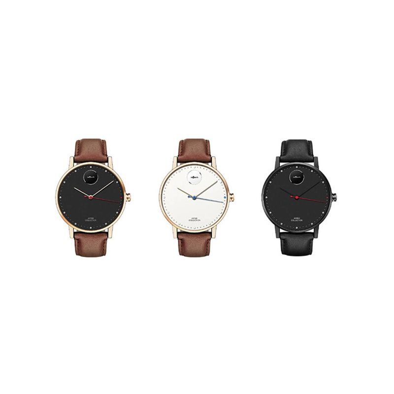 inWatch Fusion Smart Watch - Fashion Bluetooth V4.0 Sapphire Glass screen support Calorie & Sports & Sleep Tracking Functions