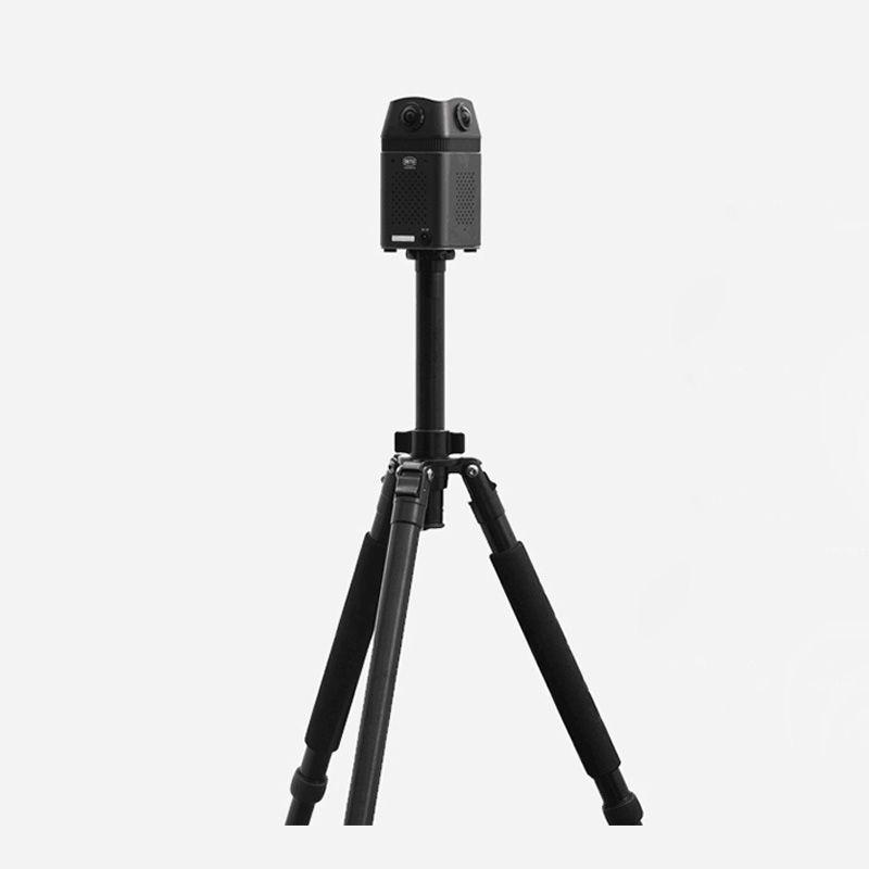 DETU F4 High Resolution Panoramic Camera