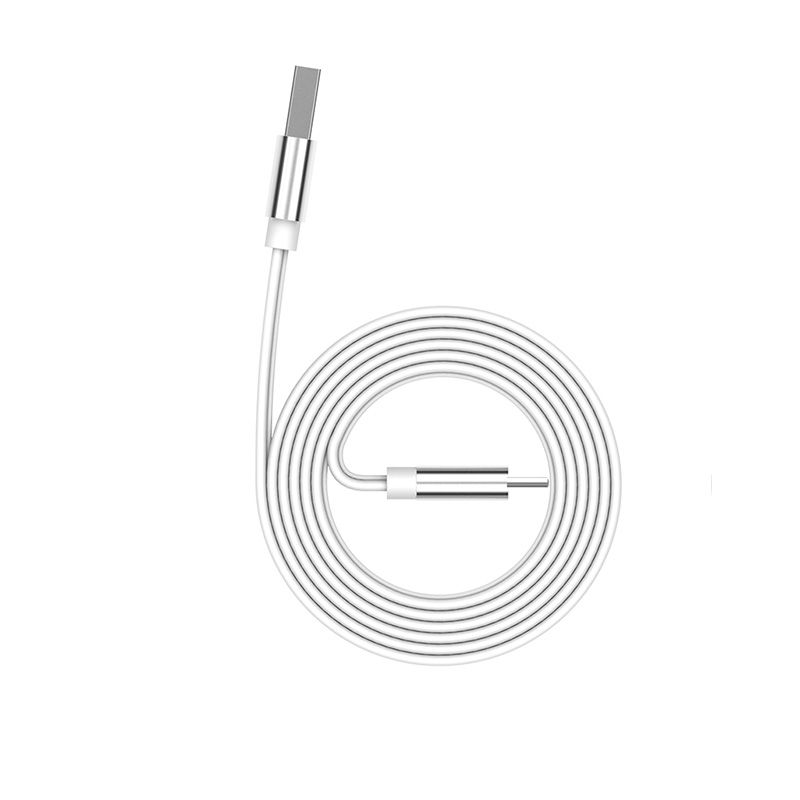 USAMS Lighting Storage Cable 1 m -  Aluminium alloy+TPE  Data transfer Charging Cable for iPhone 7/ 7 Plus, 6s