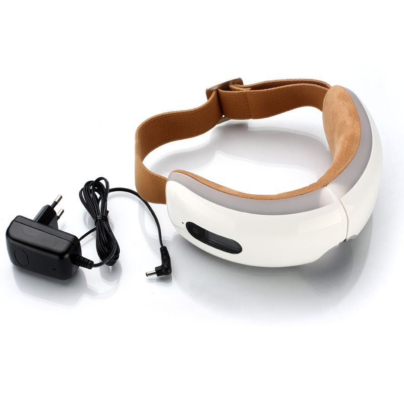 Breo iSee 4 Eye Massager - Air Pressure Eye Massager Device With MP3 ,Eye Magnetic Far-infrared Heating