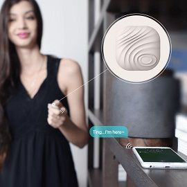 Nut Find 3 Smart Anti-lost Device -  Never lost your wallet purse bag Lost wallet finder