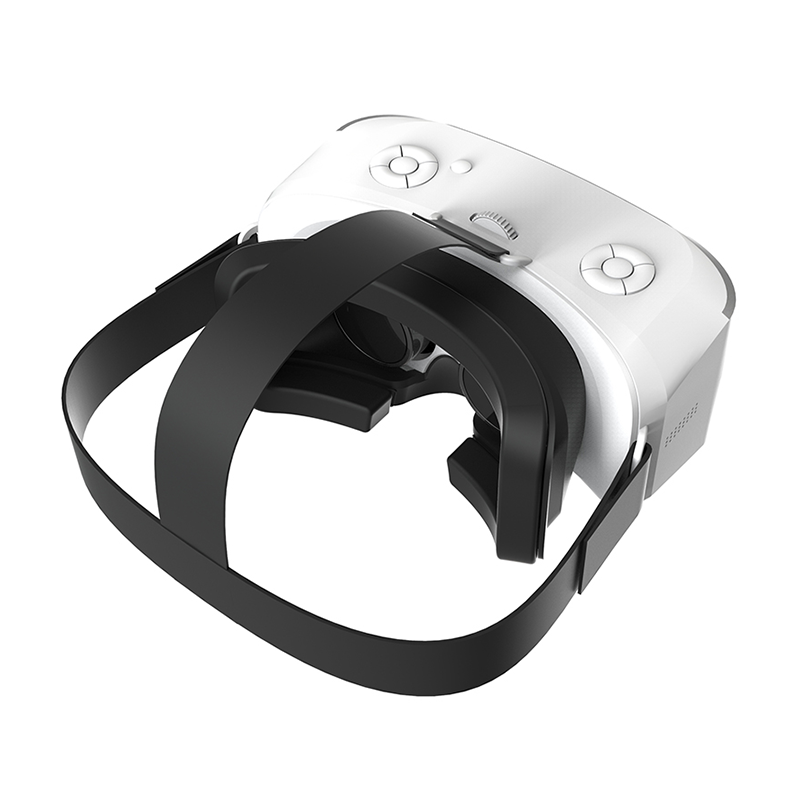 Caraok V12 Android 4.4 All-in-One 3D VR Glasses