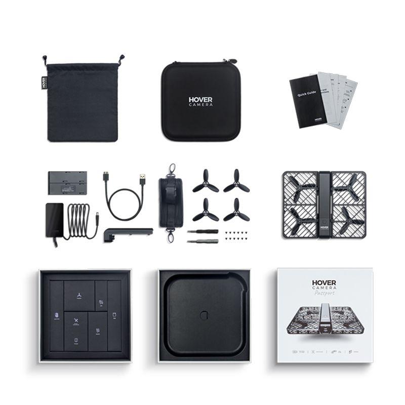 Zero Zero Robotics Hover Camera - A safe and foldable drone that follows you
