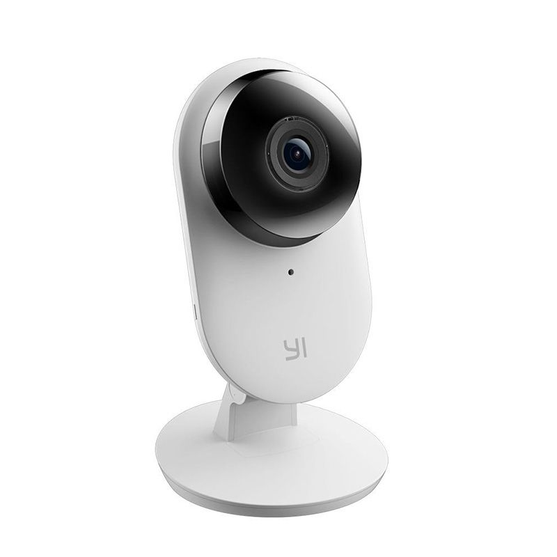 YI 1080p Home Camera 2 - Wireless Smart Security Camera130 Wide Angle Gesture Recognition Baby Monitor