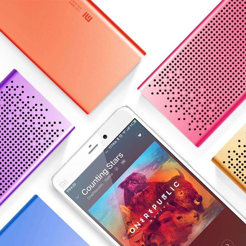 Xiaomi Mi Portable Wireless Bluetooth Speaker
