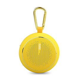 MIFA F1 Outdoor Portable Bluetooth Speaker - Rugged IP45 Waterproof Speakers with 3w Powerful Driver/built-in Mic wireless speaker