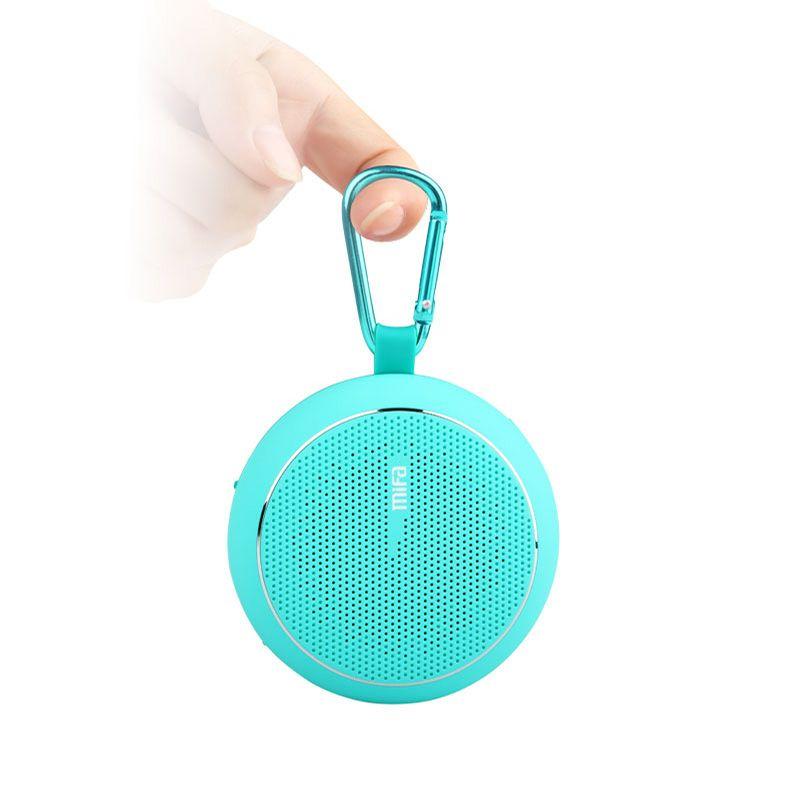 MIFA F1 Outdoor Portable Bluetooth Speaker - Rugged IP45 Waterproof Speakers with 3w Powerful Driver/built-in Mic wireless speaker