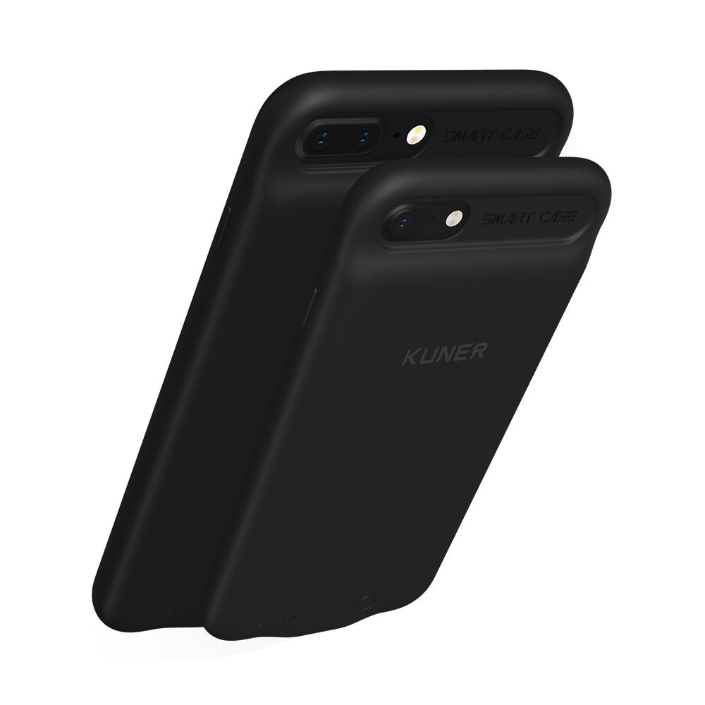 Kuner Kuke iPhone 8 Plus/7 Plus Battery Memory Case
