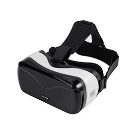 Leji VR BABY Immersive 3D Virtual Reality Headset  - FOV96 degrees, IPD adjustable, Support 4.7-5.5 inches smartphones, Free handle