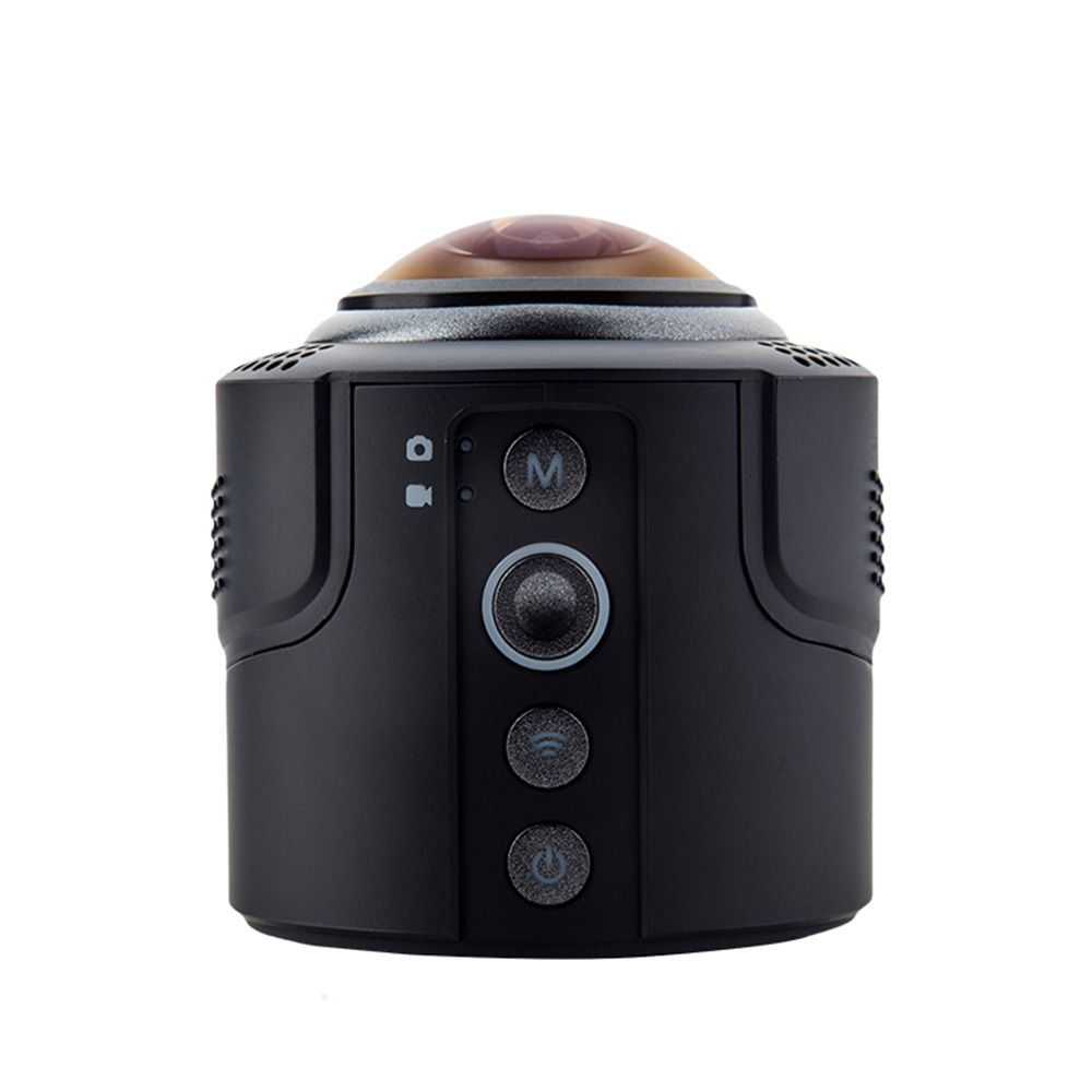 Detu Sphere S (SA801) -  360 Degree Camrea VR Camera 360 video 4K SONY Sensor High-quality Ultra-wide-angle Fish-eye Lens High-speed Sports Mode