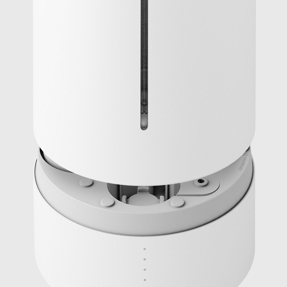 Xiaomi Smart Mi Ultrasonic Humidifier - 3.5L UVGI Sterilization with APP Control, Provide healthy and fresh air for you