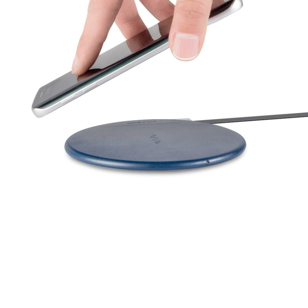 Joyroom W100 Qi Wireless Charger -  2in1 Qi Wireless Receiver + Wireless Charger For Universal Cell Phone