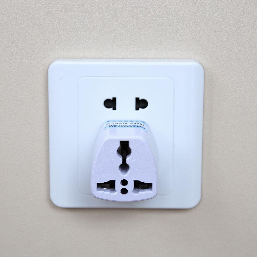Plug adapter - for EU, UK, US, AU