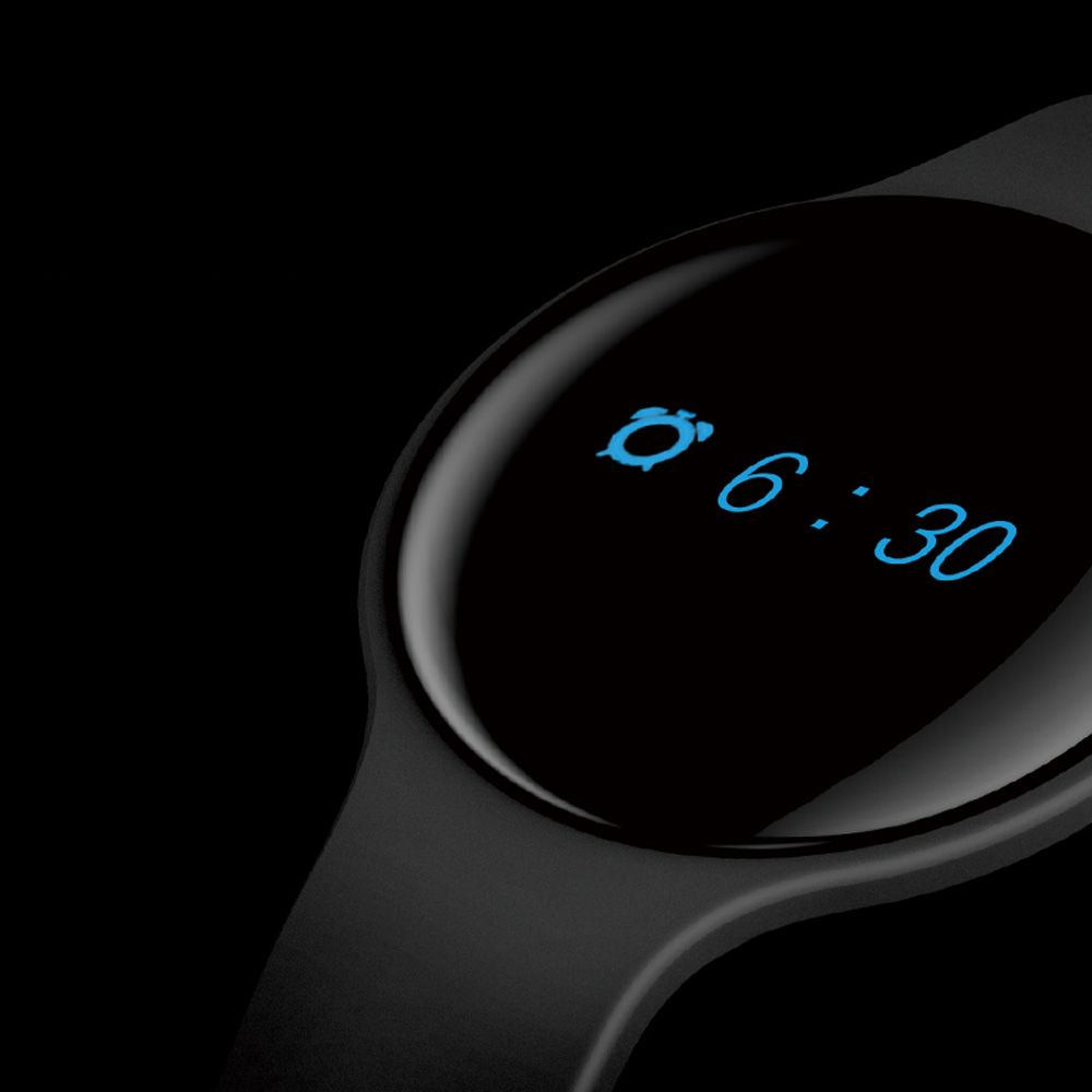 REMAX RBW-W1 Smart Sport Bracelet - Pedometer, Sleeping monitoring, Alarm and clock