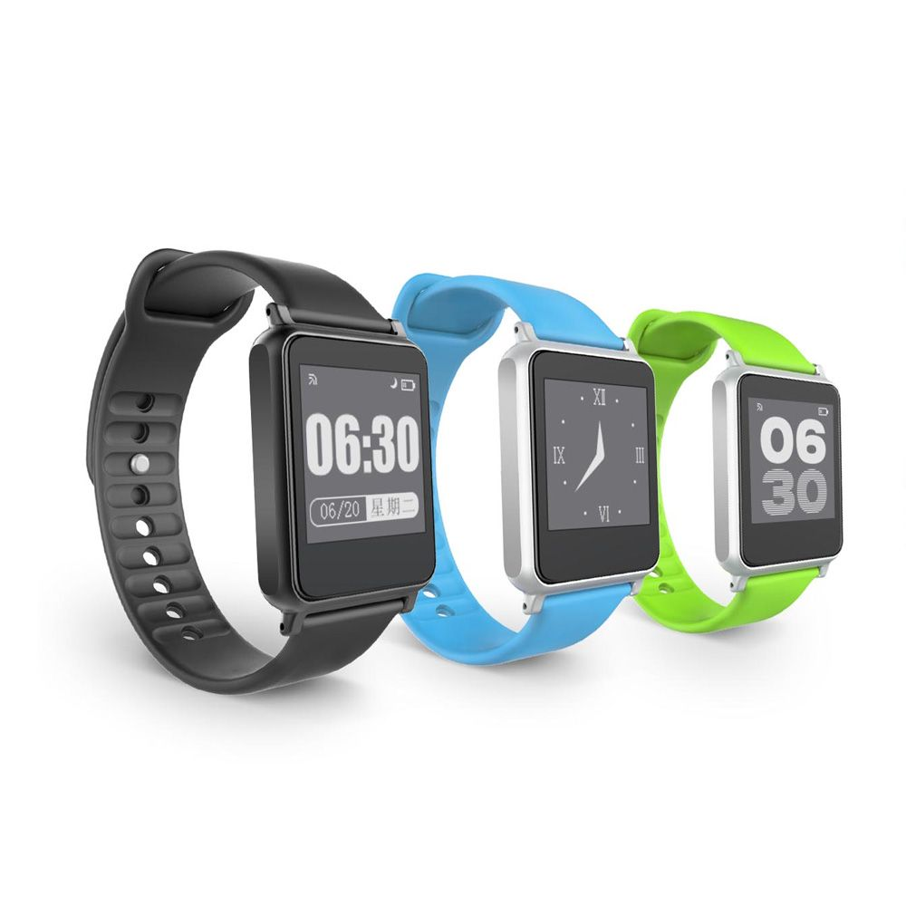 iWOWNfit i7 HR + Wristband - On screen fitness & Heart rate tracker
