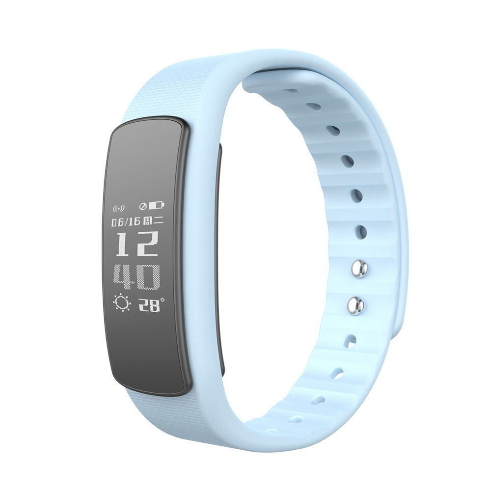 iWOWN i6 Smart Bracelet - Sport fitness tracker, Multi-sport management, IP67