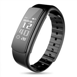 iWOWN i6 HR Smart Bracelet - Heart rate sensor Auto recognize exercises types Message push