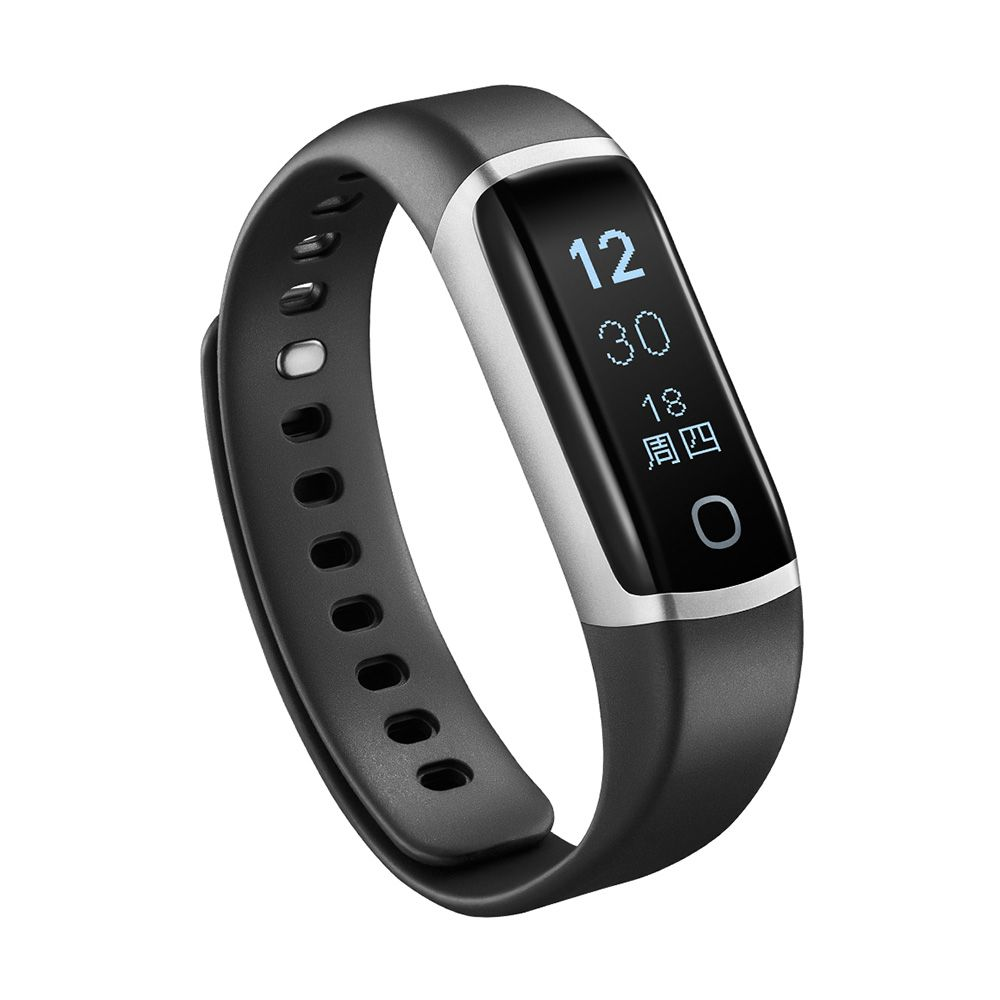 Lifesense ZIVA Smart Wristband - Heat rate monitor, 0.87