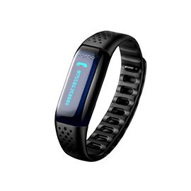 Lifesense Mambo Smart Bracelet - Sport fitness tracker, Sleep monitor, Plug and charge