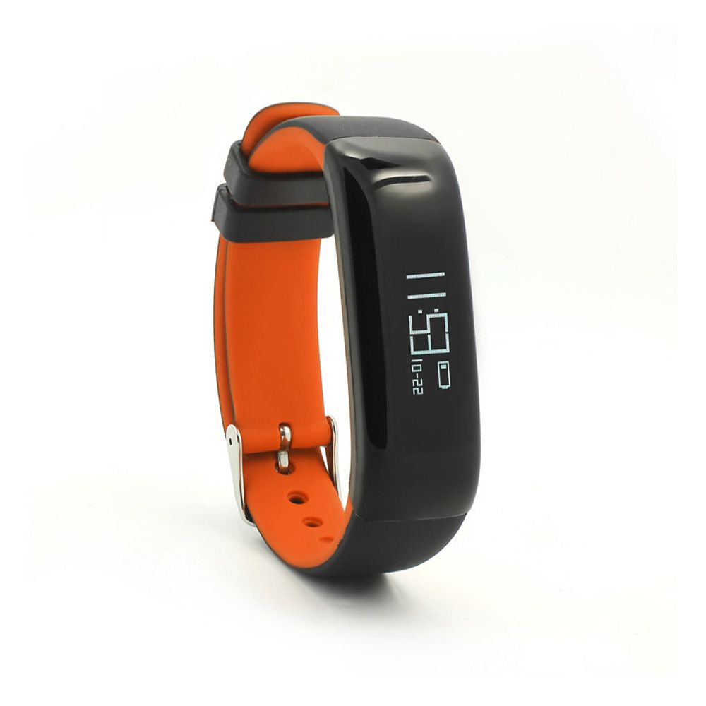 Newmine G810 Fitness Tracker - Heart rate monitor Activity Tracker Pedometer Wireless Waterproof