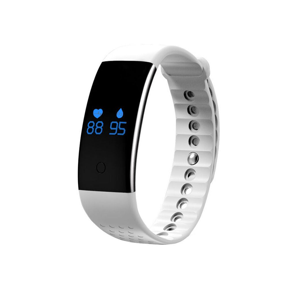 Newmine B2 Blood Oxygen Measuring Smart Bracelet - Blood oxygen measuring and show the data on wristband or phone