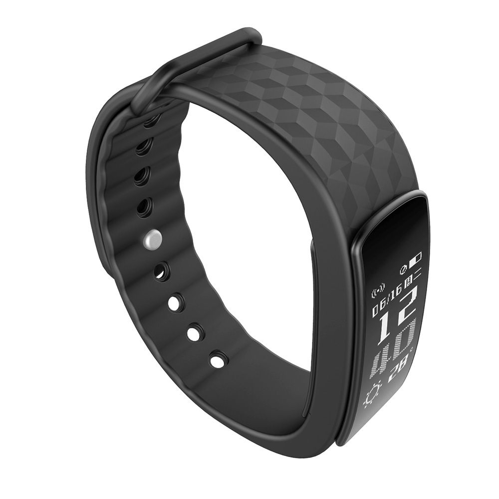 LEMFO i3 HR Smart Wristband - 0.96 inch OLED touch screen IP67 waterproof Multi-sports management