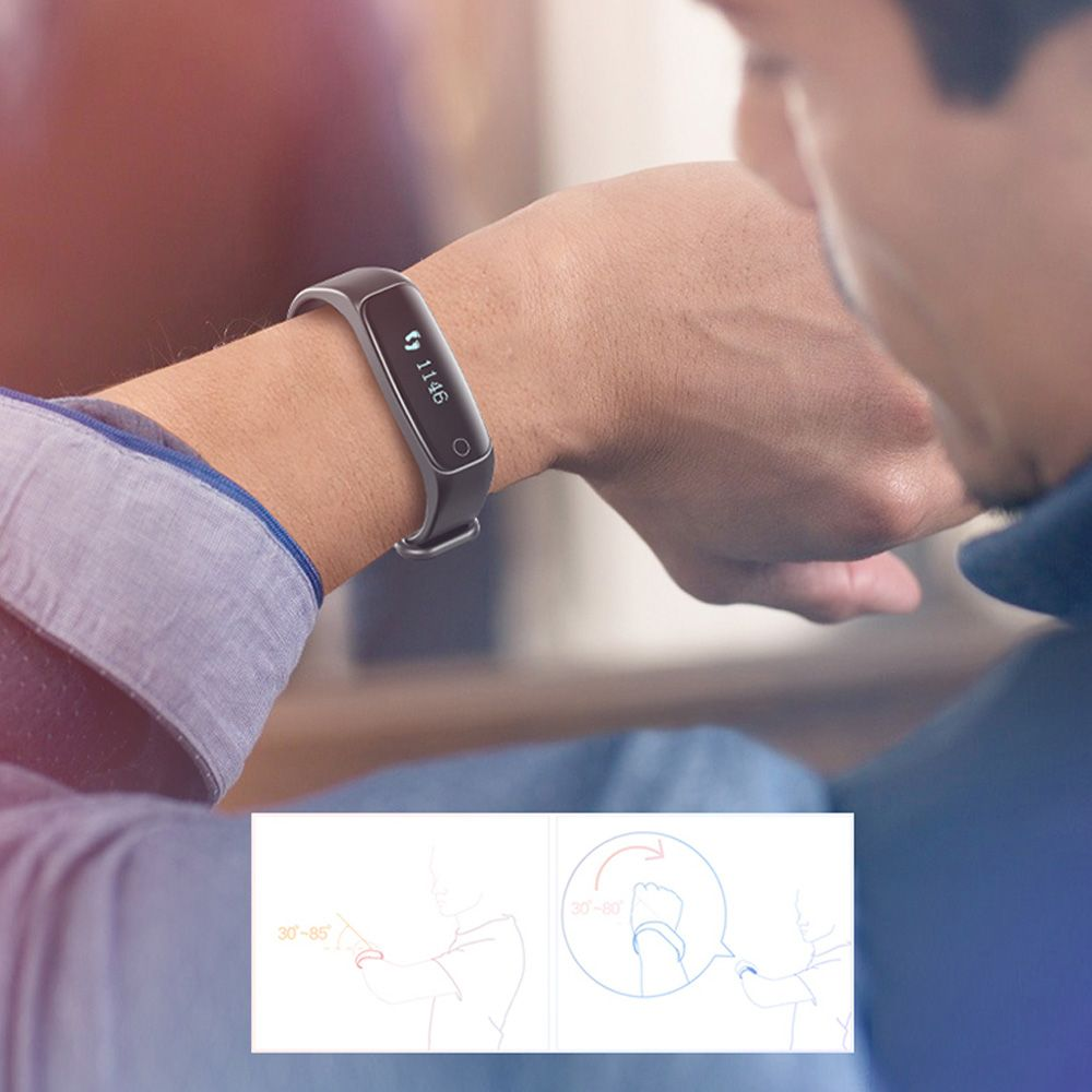 Teclast H30 Smart Band - New heart rate monitor than Teclast H10, Your dependable partner of smart life
