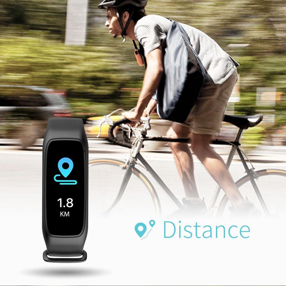 LEMFO L30t Smart Bracelet - Full color TFT-LCD screen Dynamic heart rate monitor