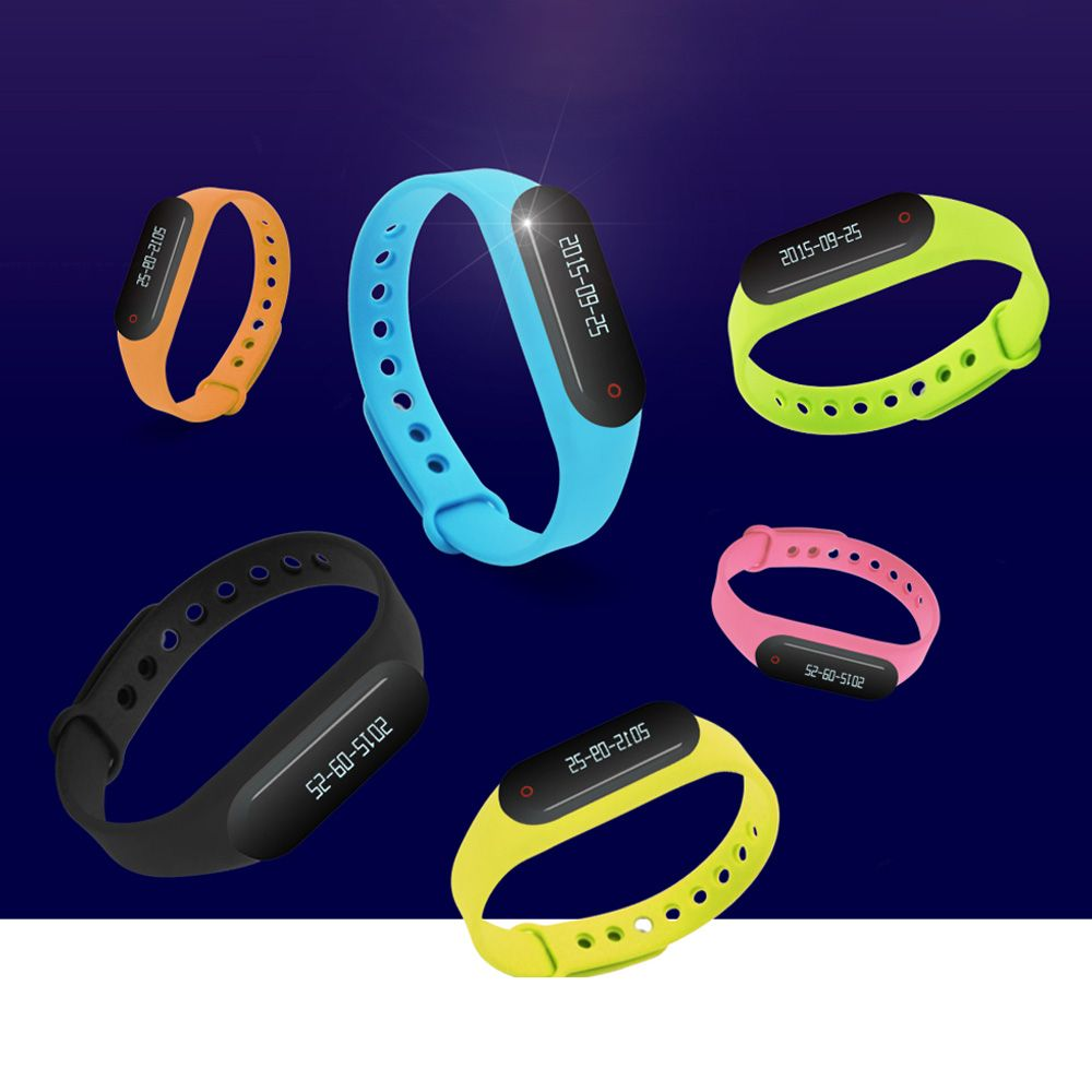 Lincass L2 Smart Bracelet - Fitness racker Passometer Supports Android 4.3 or above
