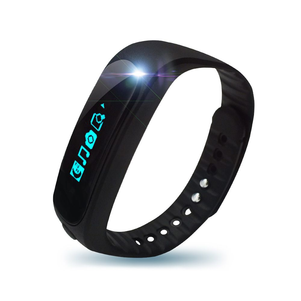 Lincass L3 Smart Band - Cheap pedometer, Long standby time for 30 days