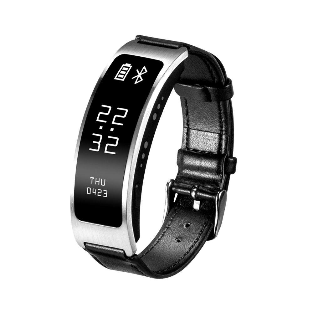 Lincass L5 Blood Oxygen & Pressure Measuring Smart Bracelet - Advanced fitness tracker for more monitor