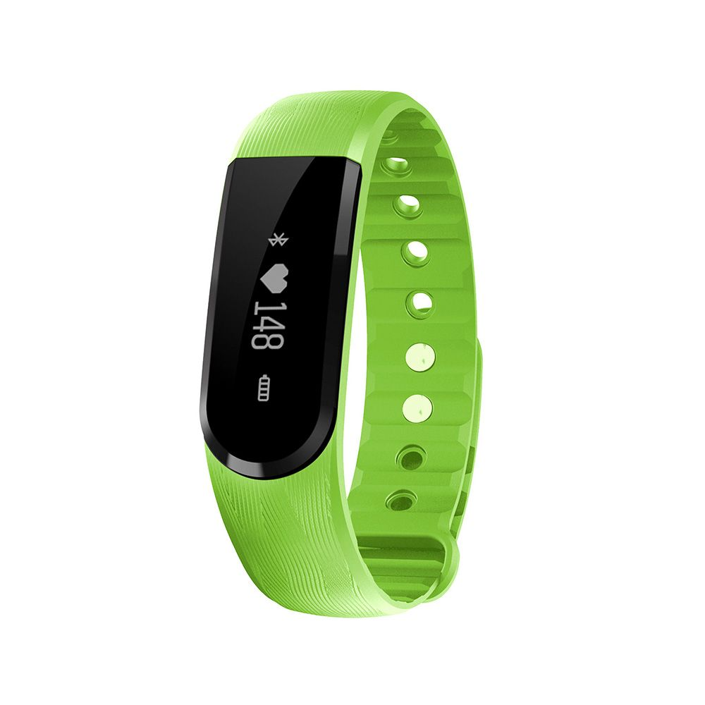 Haorui ID101 Smart Wristband - Smart band for measuring heart rate and blood oxygen